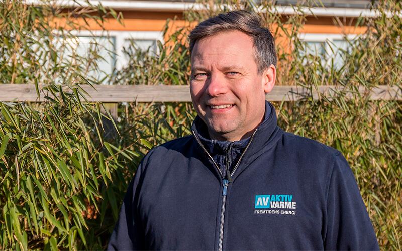 Aktiv Varme - Morten Visnek