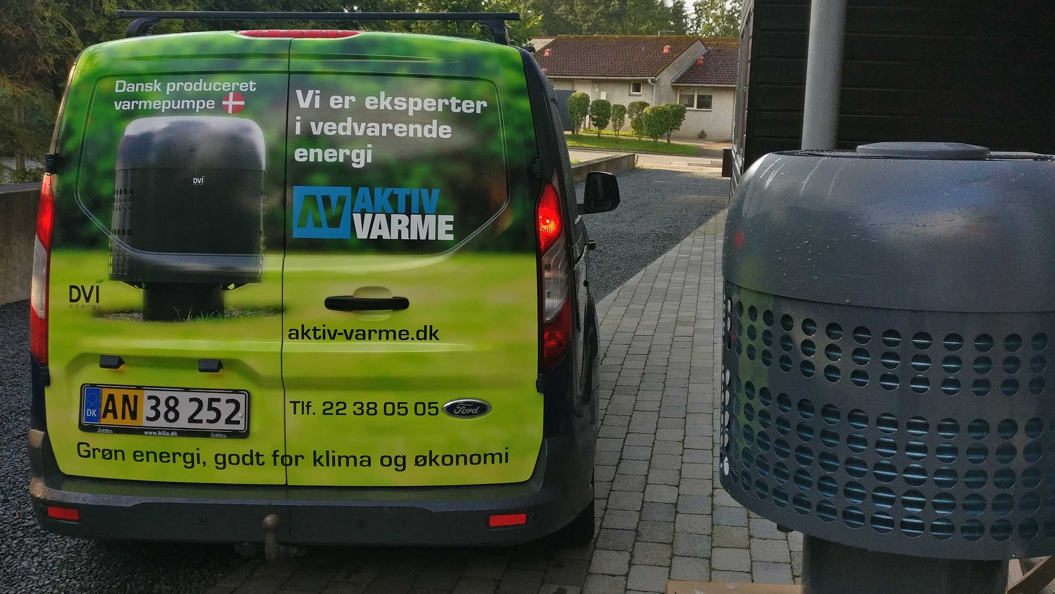 Aktiv Varme - Grøn energi