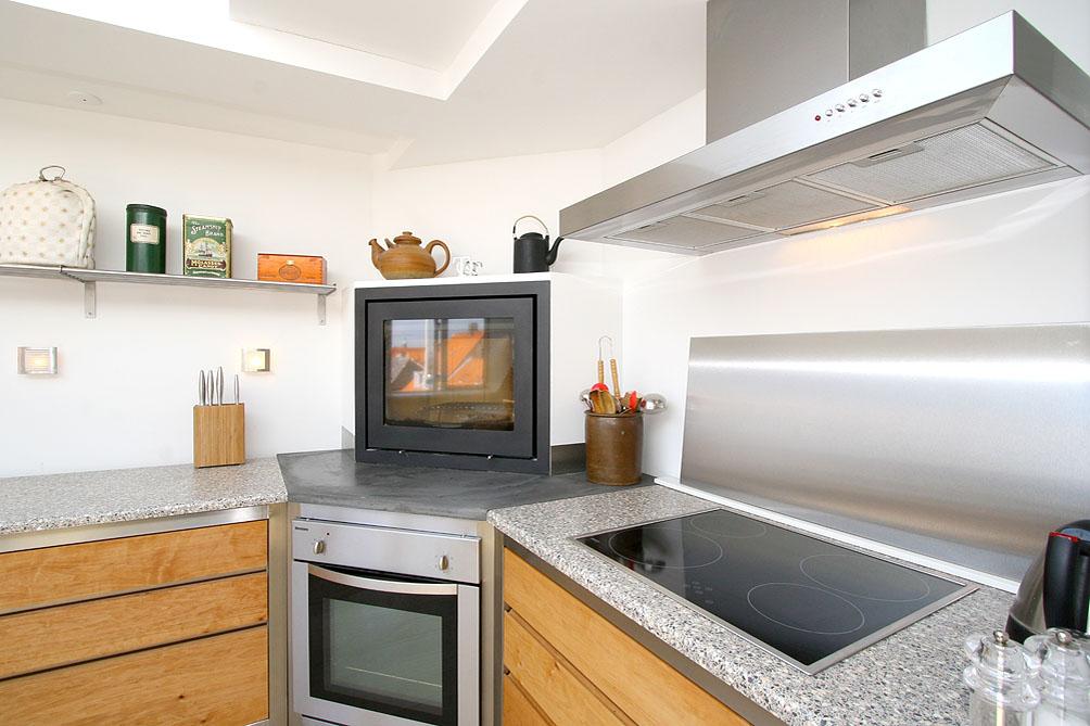 Energioptimering køkken